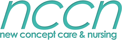 New Concept Care and Nursing Logo