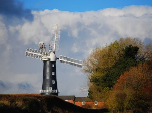 Skidby Windmill, East Riding of Yorkshire