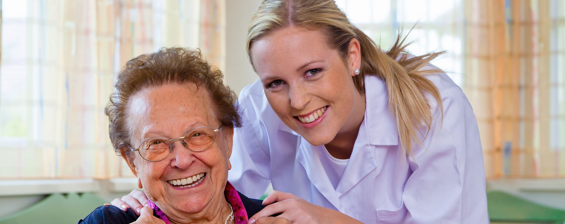 New Concept Care and Nursing - Care at home