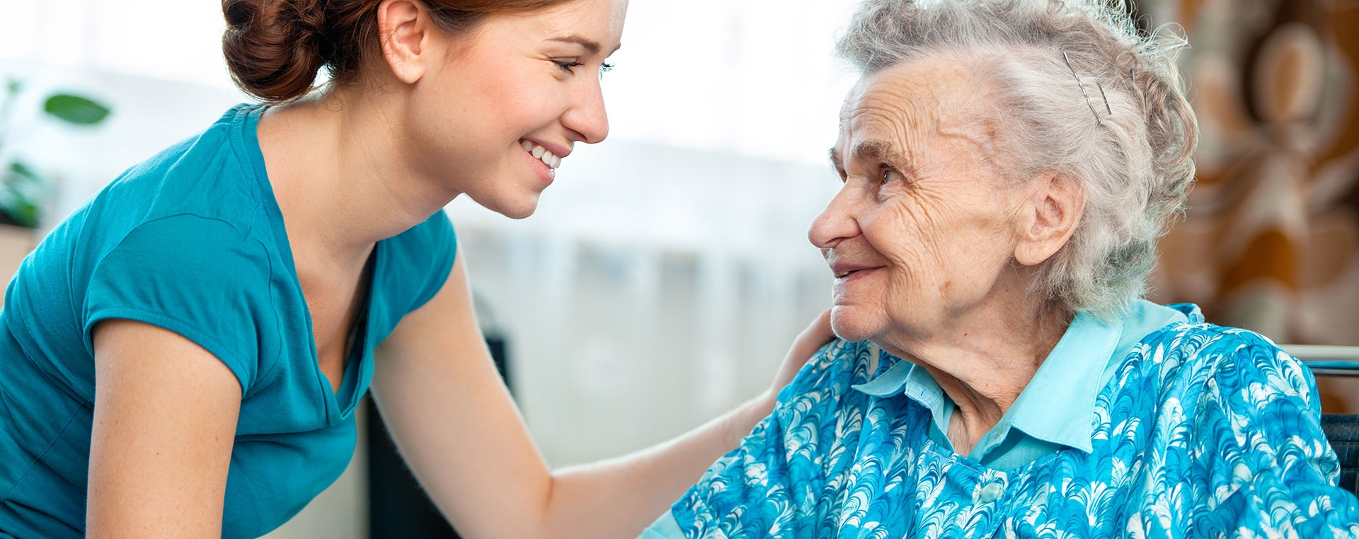 Professional care support for older people at home - NCCN